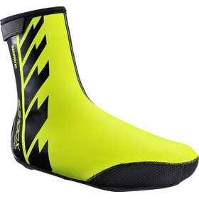 Shimano S3100X NPU+ Shoes Cover neon yellow